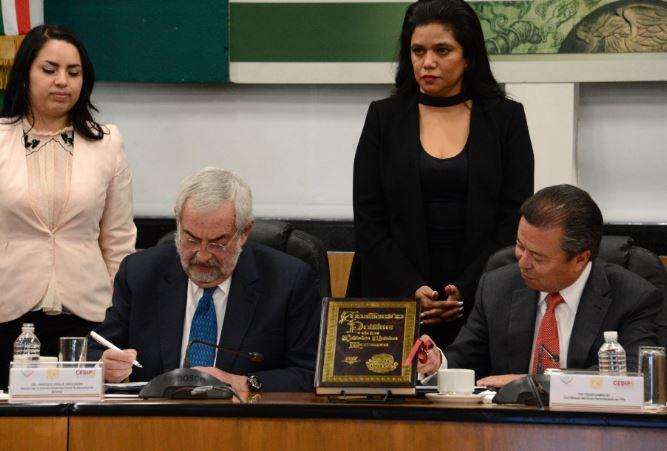 Diputados que no concluyeron licenciatura, podrán hacerlo en la UNAM