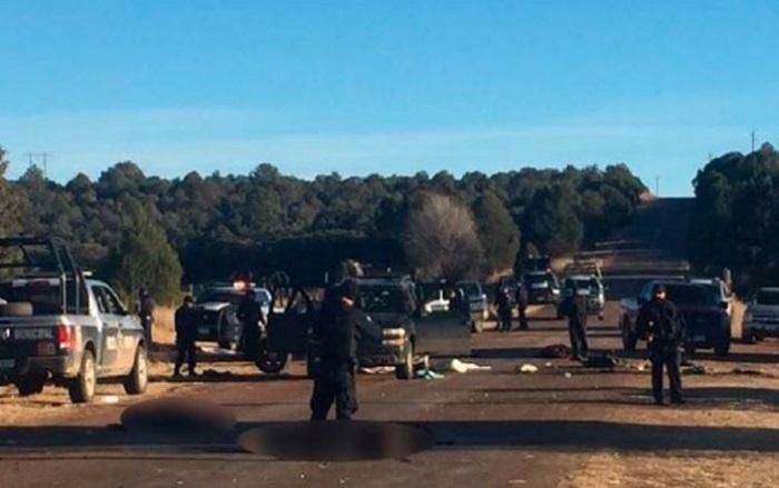 Enfrentamiento en Chihuahua deja seis muertos