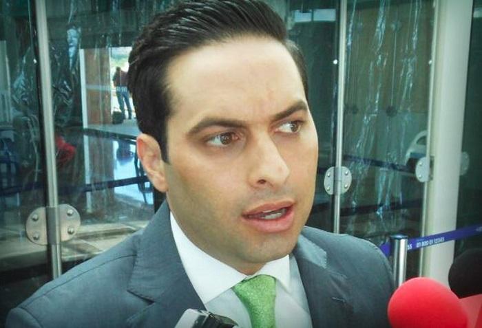 Meade daría positivo en prueba toxicológica: líder priista de Campeche