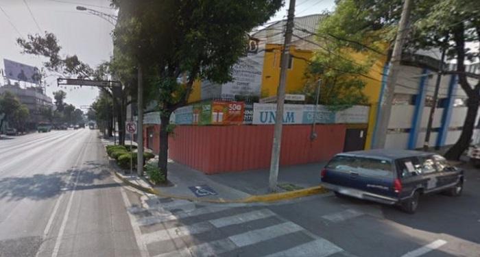 Delincuentes asaltan a todo un salón en la Benito Juárez; se hicieron pasar por estudiantes