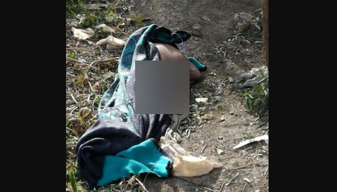 Hallan a mujer desnuda y asfixiada en Texcoco