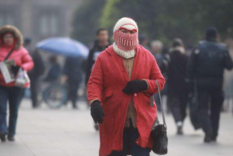 Frente Frío No. 18 prevé tormentas en 4 estados de la República