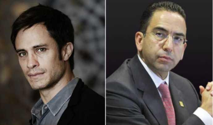 Gael García pone en su lugar al panista Javier Lozano en Twitter por Ley de Seguridad Interior