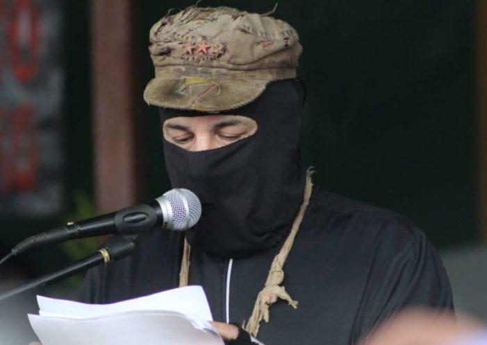 PRI, 'banda de criminales' que se amparará en Ley de Seguridad Interior: Galeano