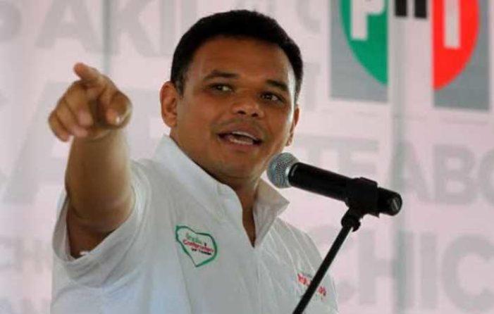 Gobernador de Yucatán promete a Meade 'hacer de todo' para que gane el PRI