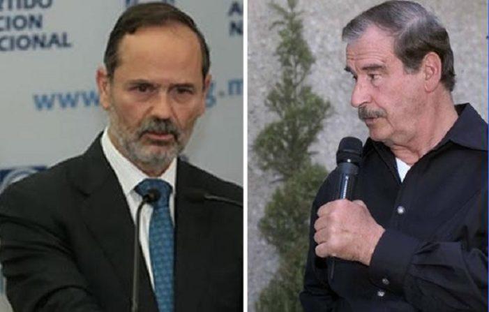 Madero llama 'pendejo' a Vicente Fox por apoyar a Meade y al PRI