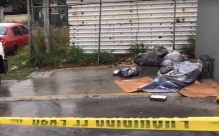 Hombre en situación de calle muere en Tamaulipas por bajas temperaturas