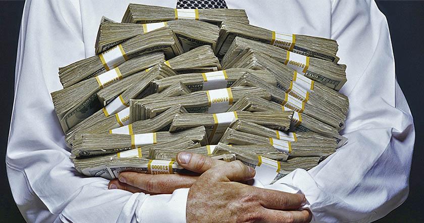 hombres más ricos del mundo dinero economía millonarios billonarios capital deuda global