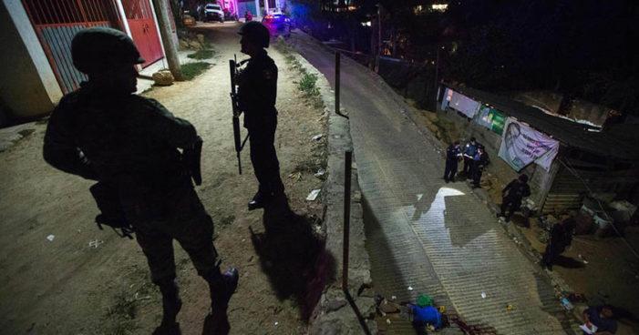Fin de semana sangriento en Jalisco: 13 homicidios en 12 horas