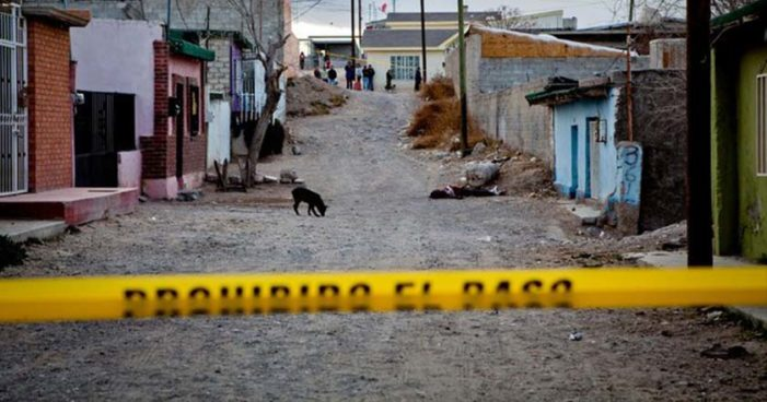Suman 90 homicidios en Chihuahua en primeras semanas de 2018