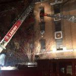 Al menos 12 murieron en un incendio en el Bronx en Nueva York