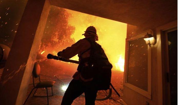 En Morelos, fuegos artificiales causan 12 incendios
