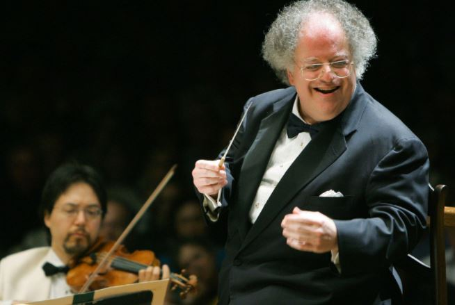 Suspenden a James Levine por acusaciones de abuso sexual