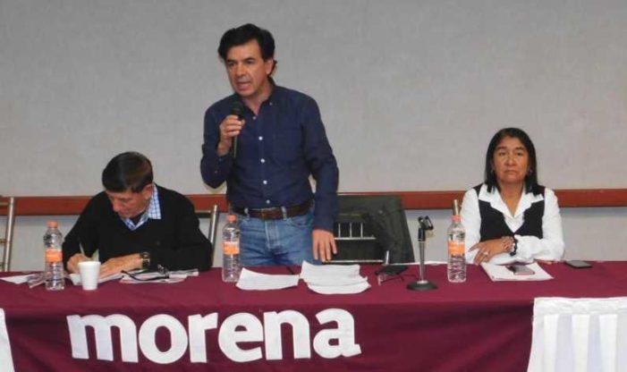 Morena cuenta con un Proyecto de Nación sólido: Jesús Ramírez Cuevas