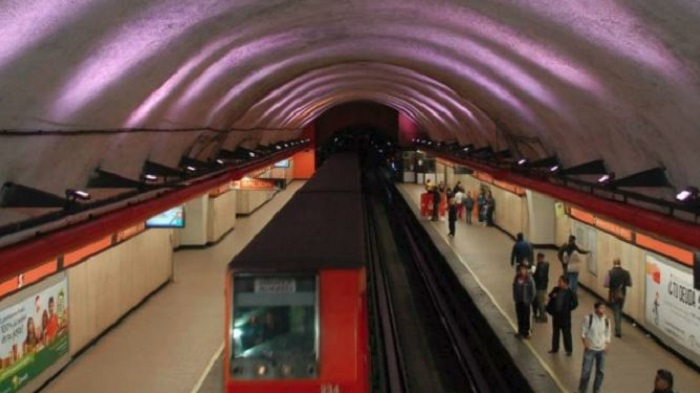 Línea 7 del metro se convierte en la primera con internet gratuito; siguen 3 y 1