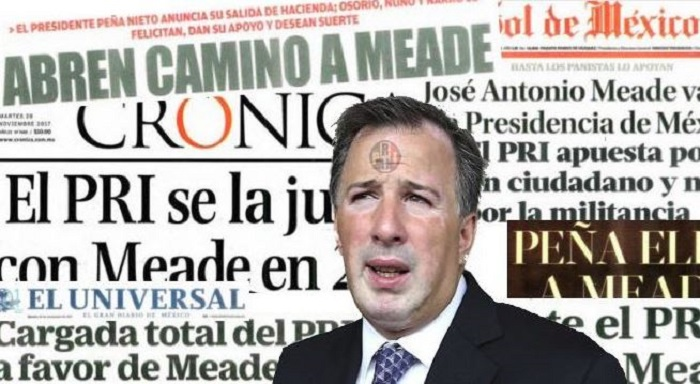 Gobierno mexicano controla a los medios con un enorme presupuesto en publicidad: NYT