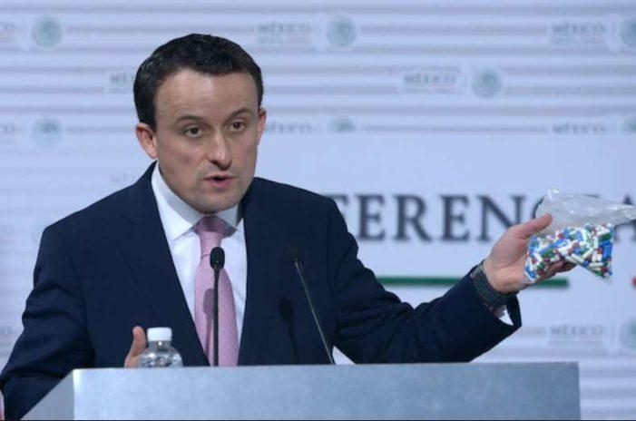 Mikel Arriola sale del IMSS, buscará la jefatura de gobierno de la CDMX
