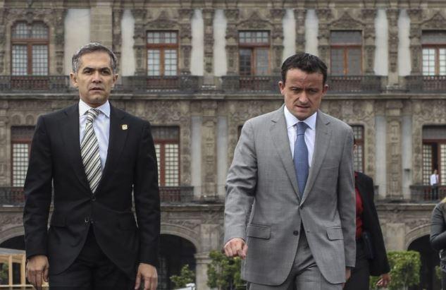 'El chapulineo de Mancera es terrible', aseguro el panista Gustavo Madero