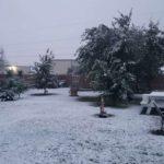 Prevén temperaturas bajo cero para Navidad