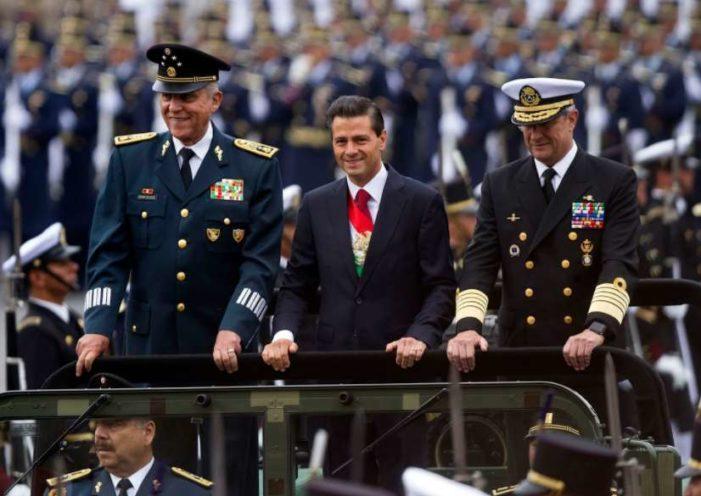 Habrá acción legal si Peña Nieto no veta Ley de Seguridad Interior: CNDH