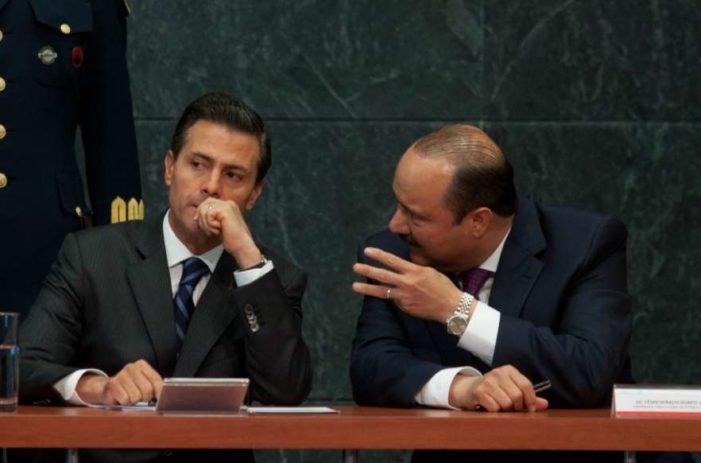 Gobierno de César Duarte inventó cursos para desviar 250 mdp al PRI