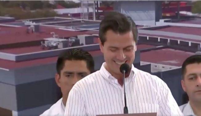 Peña Nieto vuelve a equivocarse, confunde Oaxaca con Chiapas (VIDEO)
