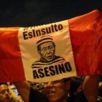 Escritores peruanos también rechazan indulto a Fujimori