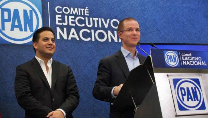 Damián Zepeda asume dirigencia del PAN tras renuncia de Ricardo Anaya