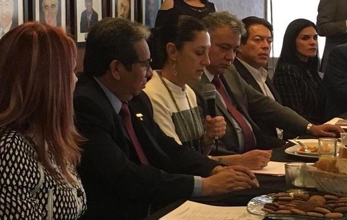 Sheinbaum alerta posible compra del voto con presupuesto para damnificados