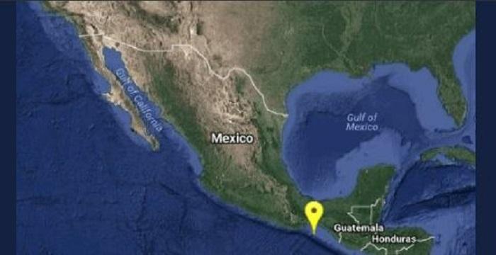 Temblor de 5.2 sacude en Oaxaca y se resiente en la Ciudad de México