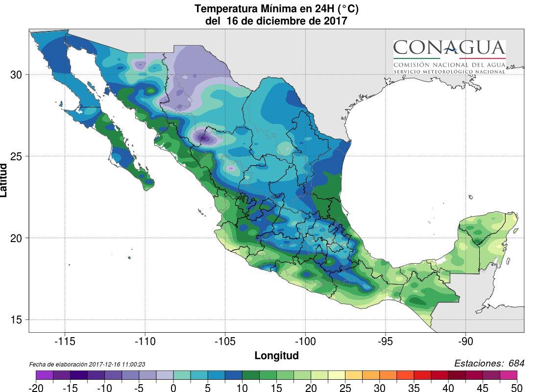 Se pronostican cielos nubosos y lluvias dispersas en partes de Michoacán