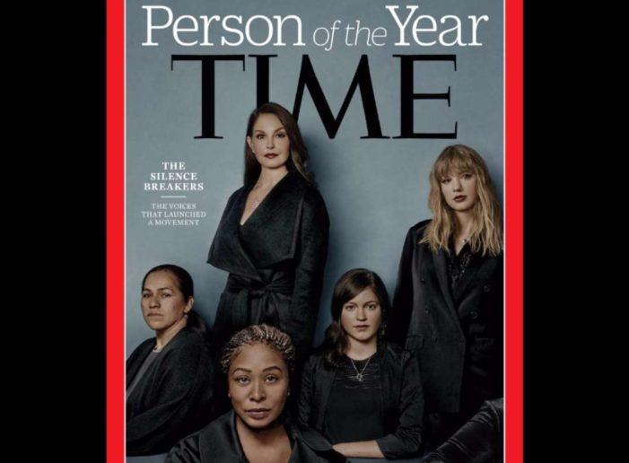 Time designa personalidades de 2017 a víctimas de abuso sexual que rompieron el silencio