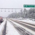 Nieva en siete estados, mueren dos indigentes en Tamaulipas a causa del frío
