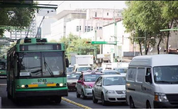Dos líneas del Trolebús suspenden servicio, se roban cableado