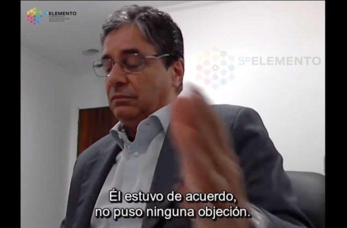 En vídeo, exdirectivo de Odebrecht narra cómo pagó sobornos a Lozoya