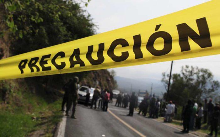 Suman 9 alcaldes asesinados en lo que va del año en México