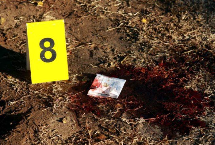 Suman 154 homicidios en lo que va de enero en Guanajuato