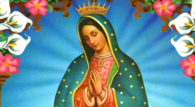El día que la Virgen de Guadalupe fue 'hecha en China'