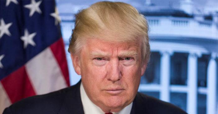 '¿Por qué recibimos esta gente de países de mierda?', Trump sobre migrantes