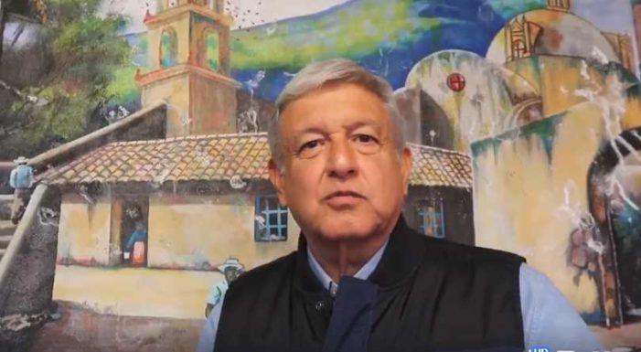 AMLO llama a panistas a unirse a la lucha por la justicia y la democracia con Morena