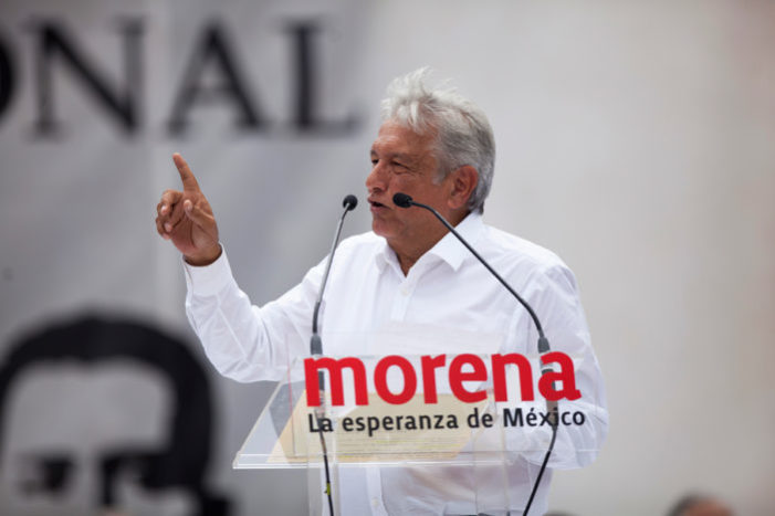 "The Washington Post ""miente"" sobre supuesto nexo de AMLO y Rusia"