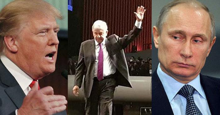 Ahora periodista de EU dice que Putin y Trump favorecen a AMLO