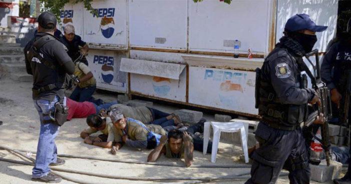 ONU-DH señala el ataque, detención ilegal y tortura contra comunitarios en Acapulco