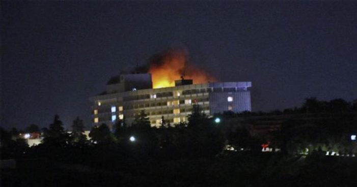 Atentado en hotel de lujo en Kabul; cifra de fallecidos es 'bastante alta', indican testigos