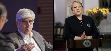 Michelle Bachelet Chile, Paul Romer Banco Mundial, nobel de Economía