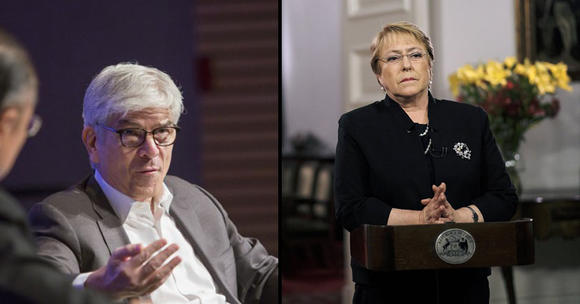 Michelle Bachelet Chile, Paul Romer Banco Mundial