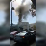 CDMX: Conato de incendio en Plaza Universidad, no hay heridos (Video)