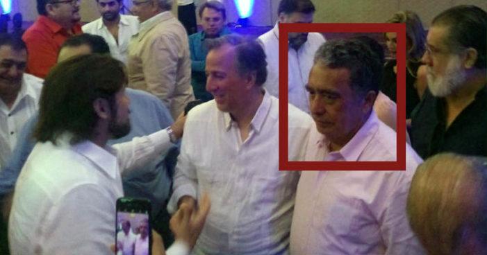 Captan con Meade a exfuncionario detenido de Borge, Gabriel Mendicuti
