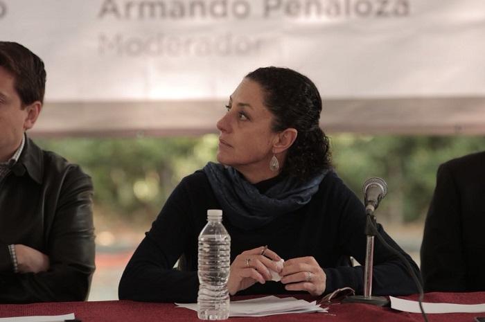 'Estamos en contra de la privatización del espacio público': Claudia Sheinbaum