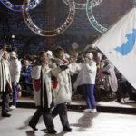 Las dos Coreas desfilarán juntas, bajo una misma bandera, en los Juegos de Invierno 2018